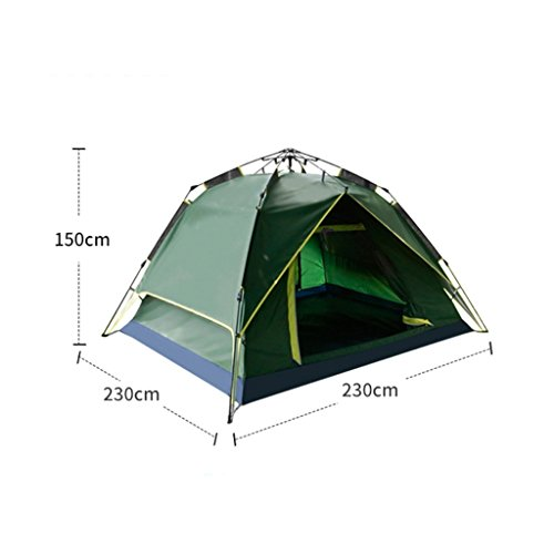 安西パンサー皮肉YDYLZC- テント、自動屋外キャンプ用防寒テント 柔らかい
