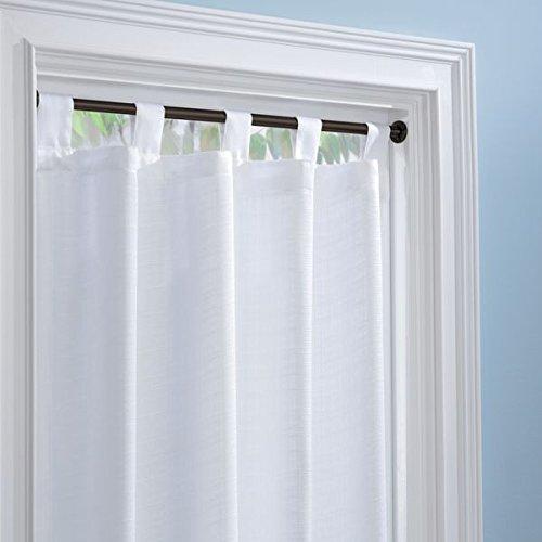 Simple mdesign tringle rideaux de douche sans perage u - Poser une tringle a rideau au plafond ...