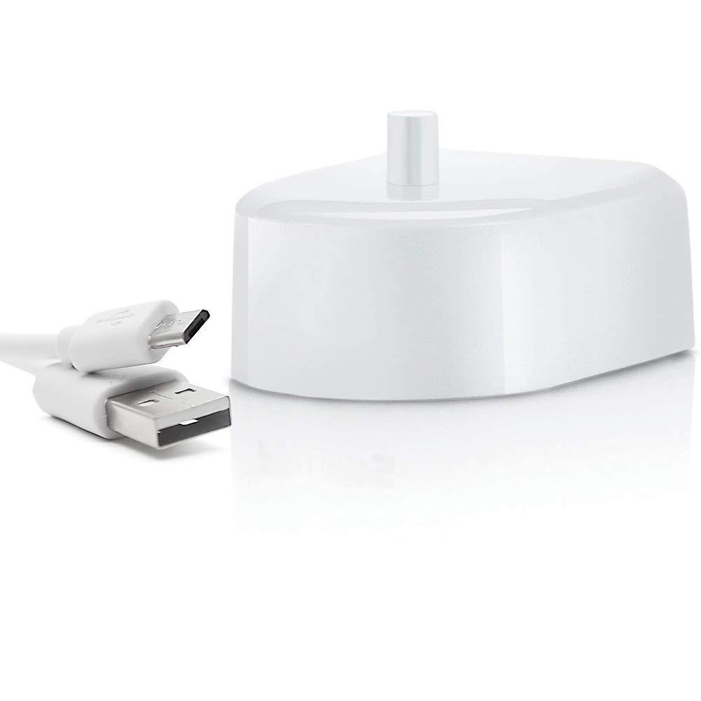 Aptoco Cargador de cepillo de dientes para el reemplazo de cepillo de dientes eléctrico para Braun Oral-B Viajes y uso doméstico: Amazon.es: Salud y cuidado ...