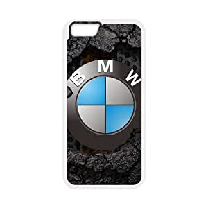 BMW Car Logo For iPhone 6 Plus 5.5 Inch Custom Cell Phone Case Cover 98II656446