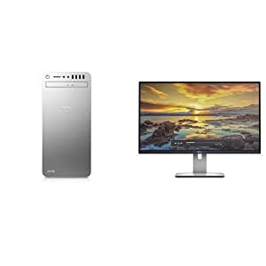 "Dell XPSE8910-7942SLV Desktop Bundle with 27"" UltraSharp Monitor"