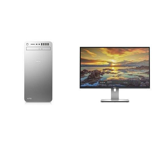 Surprising Dell Xpse8910 7942Slv Desktop Bundle With 27 Ultrasharp Monitor Home Interior And Landscaping Staixmapetitesourisinfo