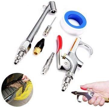 Air Blow Gun Kit  Duster Auto Garage PC Cleaning