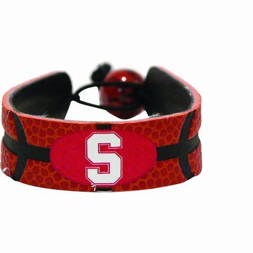 NCAA Stanford Cardinals Classic Basketball Bracelet Ncaa Classic Basketball