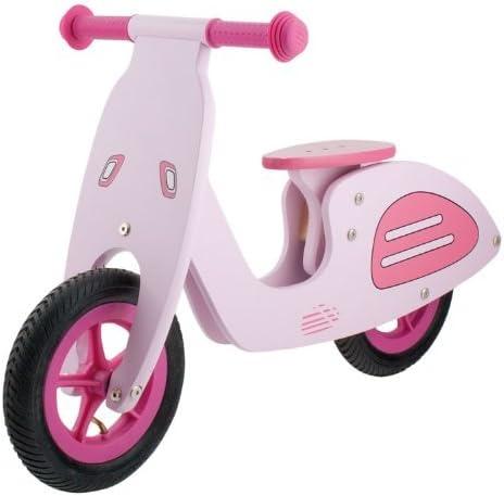 No Name Kids Vespa Running Bike - Pink by Unknown: Amazon.es ...