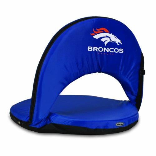 NFL Denver Broncos Oniva Portable Reclining Seat