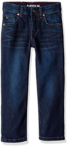 Tommy Hilfiger Little Boys' Stretch Denim Jeans, Revolution Kent, ()