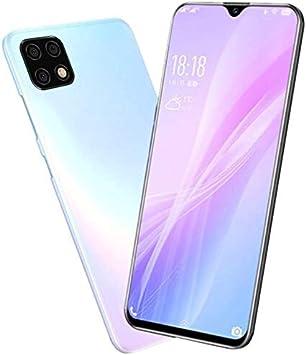 Smartphone Oferta del día, Ofertas móviles 3 GB RAM 32 GB ROM – 6.2 pulgadas HD+ pantalla – Dual SIM – Face ID (Blu-2): Amazon.es: Electrónica