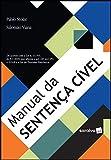 Manual da sentença cível - 1ª edição de 2019