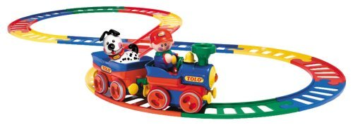 Tolo Toys First Friends Deluxe Train Set by (Tolo First Friends Train)