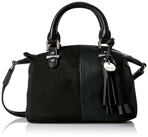 Mini Nine West Bag Mini (Nine West Face Forward Mini Satchel, Black)