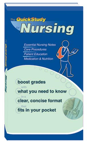 Nursing (Quickstudy Books)