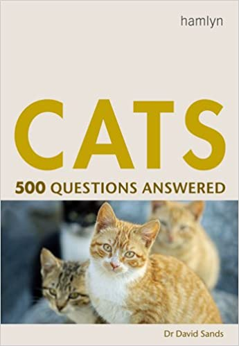 Image result for Cats: 500 Questions Answered by David Sands
