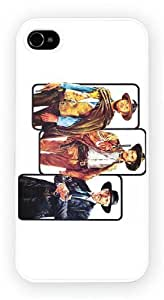 The Good, iPhone 6 & 6S glossy cell phone case / skin the Bad and the Ugly - Trio, iPhone 6 & 6S glossy cell phone case / skin