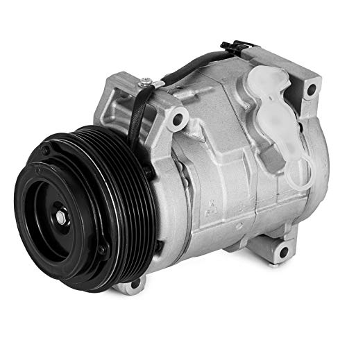 Mophorn CO 21625C (15926085) Universal Air Conditioner AC Compressor for 07-12 Chevrolet Traverse GMC Arcadia Buick Enclave Saturn 3.6L 157313 158313 A/C Compressor 2007 2008 2009 2010 2011 2012