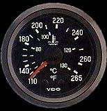 VDO Automotive Performance Water Temperature Gauges