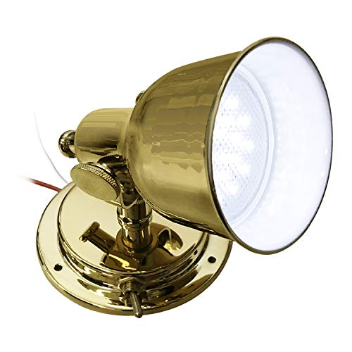 Brass Led Cabin Lights