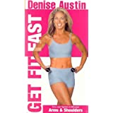 Denise Austin: Get Fit Fast--Arms & Shoulders