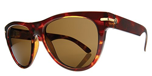 Electric Visual Women's Arcolux Round Sunglasses,Tortoise Shell Frame/Bronze Lens,One - Electric Tortoise Sunglasses Shell