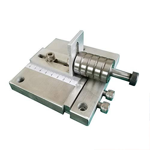 - AMPSEVEN Professional Leather Strap Cutter Machine Aluminium Leather Strip Cutting Tool Belt Cutting