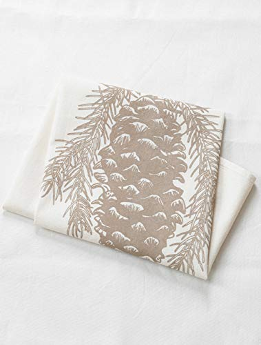 pine cone print - 9