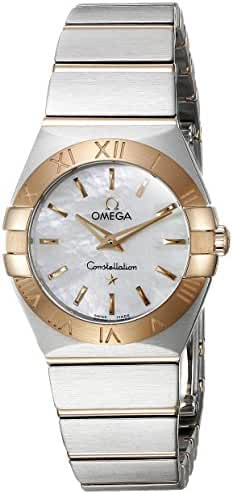 Omega Women's 123.20.24.60.05.001 Constellation Mother Of Pearl Dial Watch