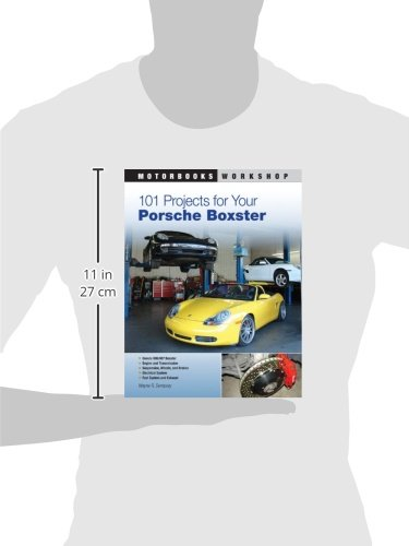 101 Projects for Your Porsche Boxster (Motorbooks Workshop): Amazon