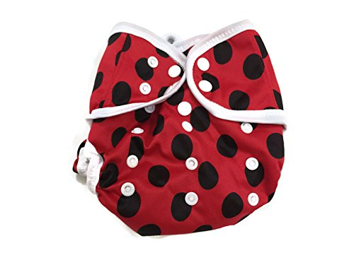 BB2 Printed Gussets Diaper Prefolds product image