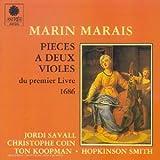 Marin Marais : Pièces à deux violes du Premier Livre 1686