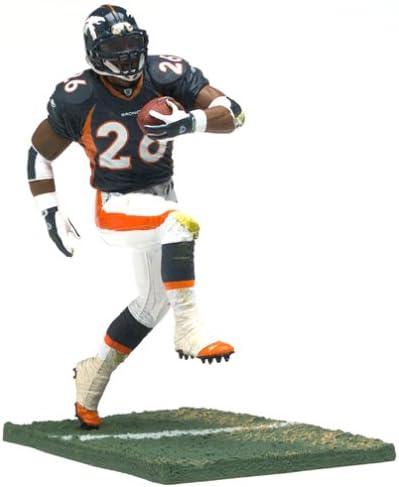 Clinton Portis 2003 McFarlane Sportspick Debut Denver Broncos Series 7