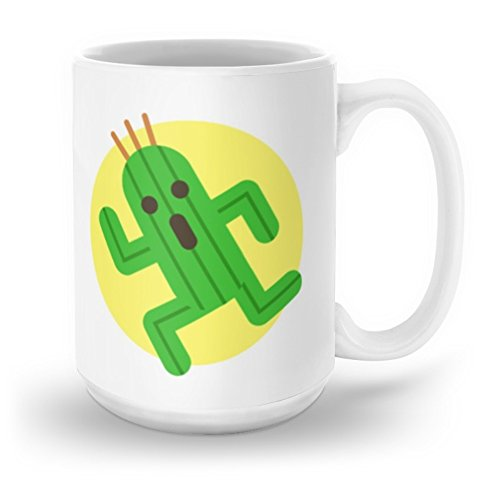 Society6 Final Fantasy - Cactuar Mug 15 (Fantasy Coffee)