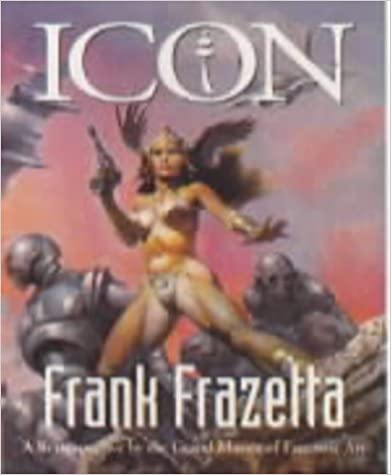 Book Icon: A Retrospective By The Grand Master of Fantastic Art