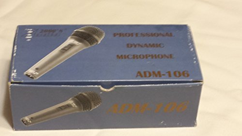 RSQ P-20 Wired Dynamic Microphone IMP. 400
