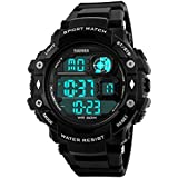 Skmei Multifunction Chronograph Digital Sports Watch for Men & Boys