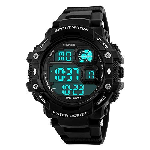 Skmei Multifunction Chronograph Digital Sports Watch for Men  amp; Boys