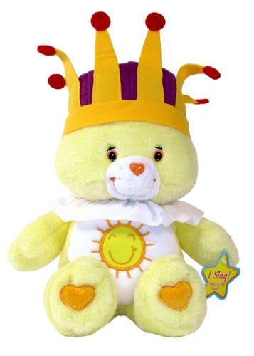 Sing 12' Plush (Care Bear King Funshine & Friends Singing: King Funshine by Play Along)
