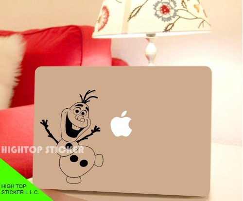 Antlers Pro or Ipad Air Decal for MacBook