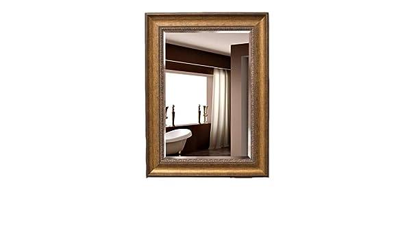 Chenway Shower Mirrors for Shaving Fogless Anti-fog Mirror Bathroom Makeup Reflection Glass Shower Shaving Bathroom Vanity Mirror 5x 7