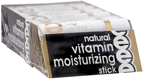 Stick Vitamin E Lips - Perfectly Pure Vitamin E Moisturizing Sticks 1.44 oz [case of 12] (Pack of 2)