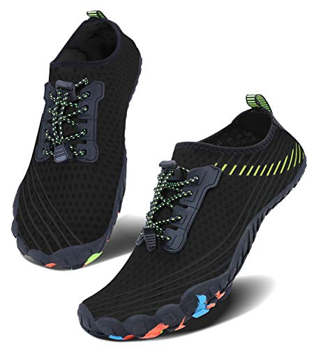 JointlyCreating Unisex Water Shoes Barefoot Skin Shoes for Run Dive Surf Swim Beach Yoga