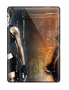 New Shockproof Protection Case Cover For Ipad Air/ Croft Lara Raider Tomb Video Game Other Case Cover