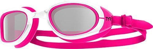 TYR TYR Pink Special Ops Goggles Pink One Size LGSPSB by TYR