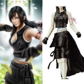 Cyqun(TM) Final Fantasy Cosplay Final Fantasy Vii Tifa Lockhart Cosplay Costume