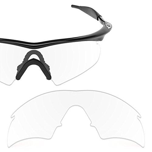 (Revant Replacement Lens for Oakley M Frame Hybrid Crystal)