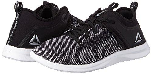 white black Reebok Fitness De Femme Noir Solestead Chaussures qzYRw01
