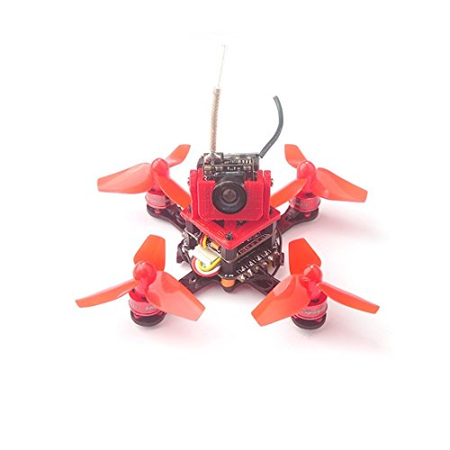 Happymodel Trainer66 66mm FPV Racing Drone Tiny 1S F4 Flight Controller 6A 4in1 ESC VTX 600TVL Camera With Flysky Receiver