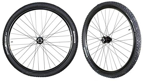 "CyclingDeal WTB SX19 Rim Mountain Bike Bicycle Novatec Hubs & Tires Wheelset 11s 29"" QR"