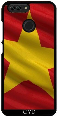 Funda para Huawei Nova 2 - Bandera De Vietnam by Carsten Reisinger