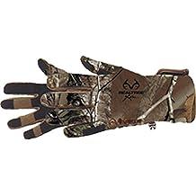 Manzella Productions 006332 Bow Stalker Fleece Glove, Realtree Xtra Camo, Medium