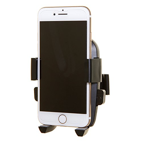Price comparison product image Dreambaby Stroller EZY-Fit Phone Holder- Suitable for Most Phones Including iPhone, Samsung, Motorola- Fits All Strollers, Prams, Wheelchairs, and More